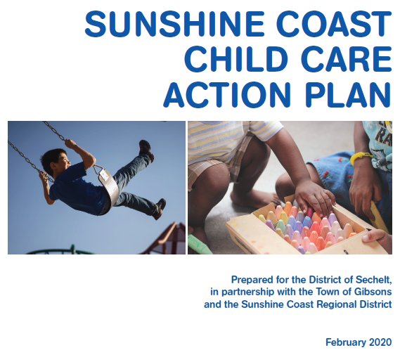 Child Care Action Plan Photo 2020
