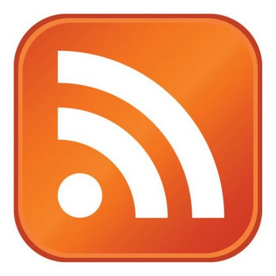 Image result for picture of an RSS feed button